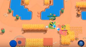 leon brawl stars main attack ataque basico