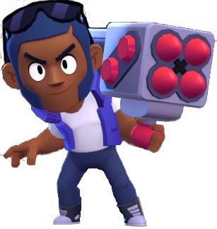 brock brawl stars png skin default main