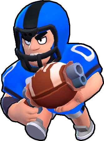 bull deportista azul linebacker png brawl stars