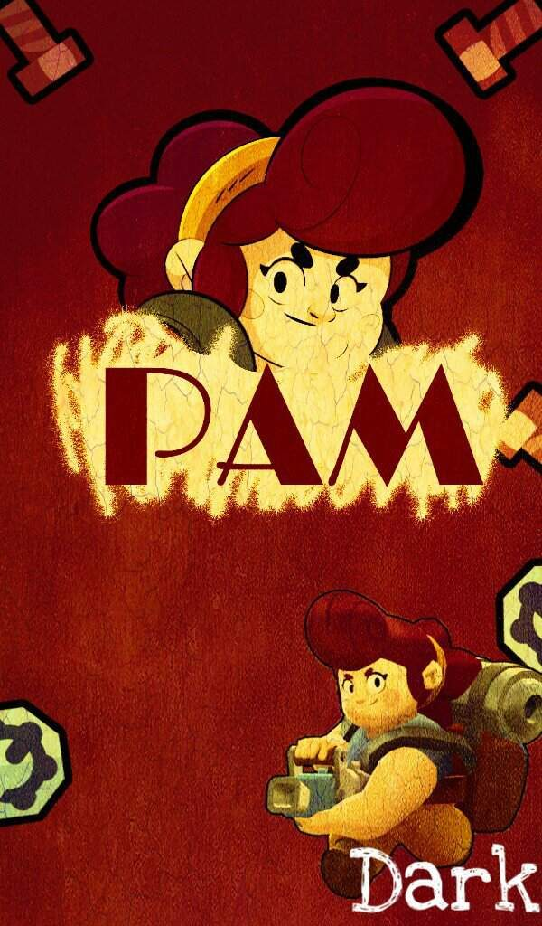 pam brawl stars fondo de pantalla wallpaper android ios mobile