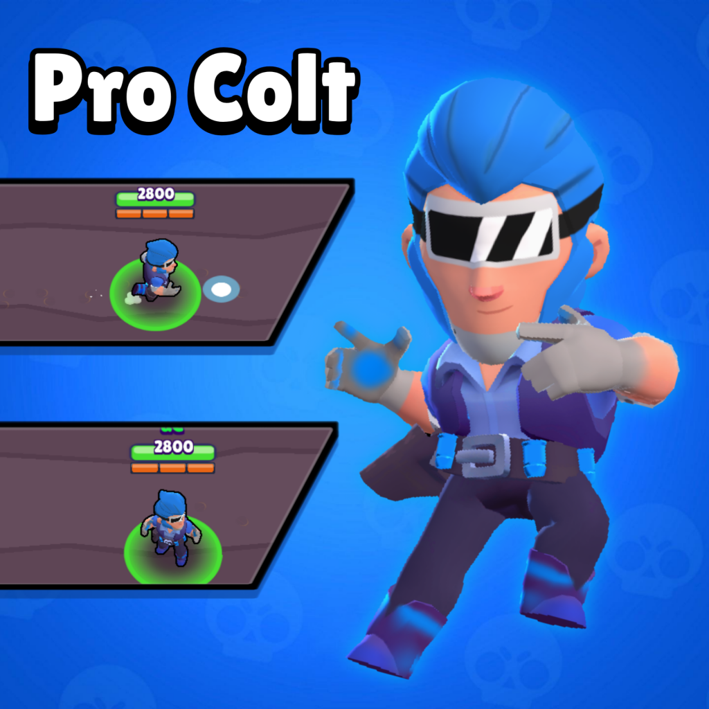 pro colt skin idea fan art png