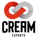 cream esports png logo