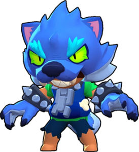 werewolf leon hombre lobo brawl stars png