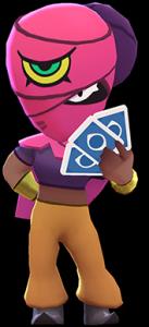 tara brawl stars png personaje brawler