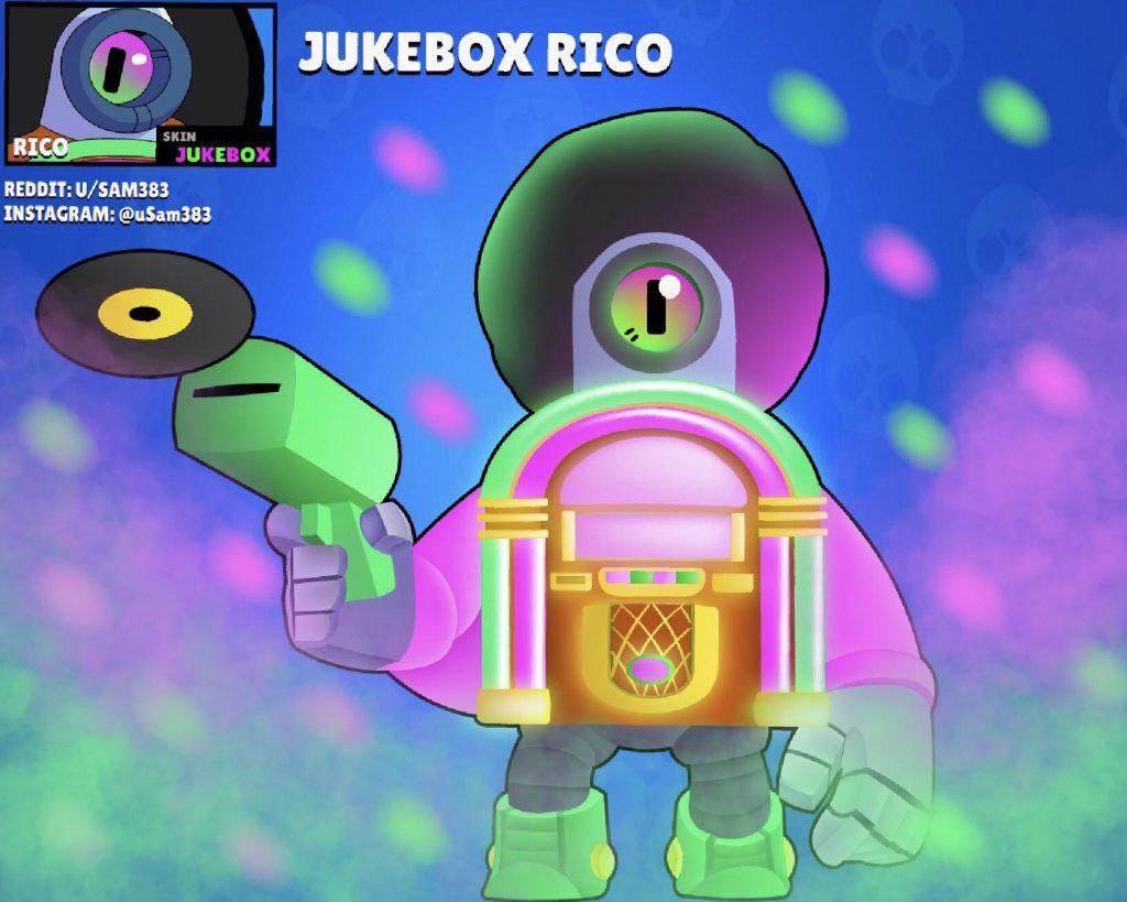 jukebox rico skin idea