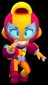 personaje max brawl stars brawler