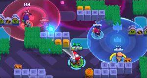 zona peligrosa caliente hot zone nuevo modo de juego gamemode brawl stars