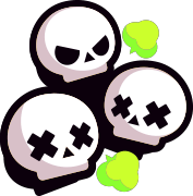 icono supervivencia duo brawl stars