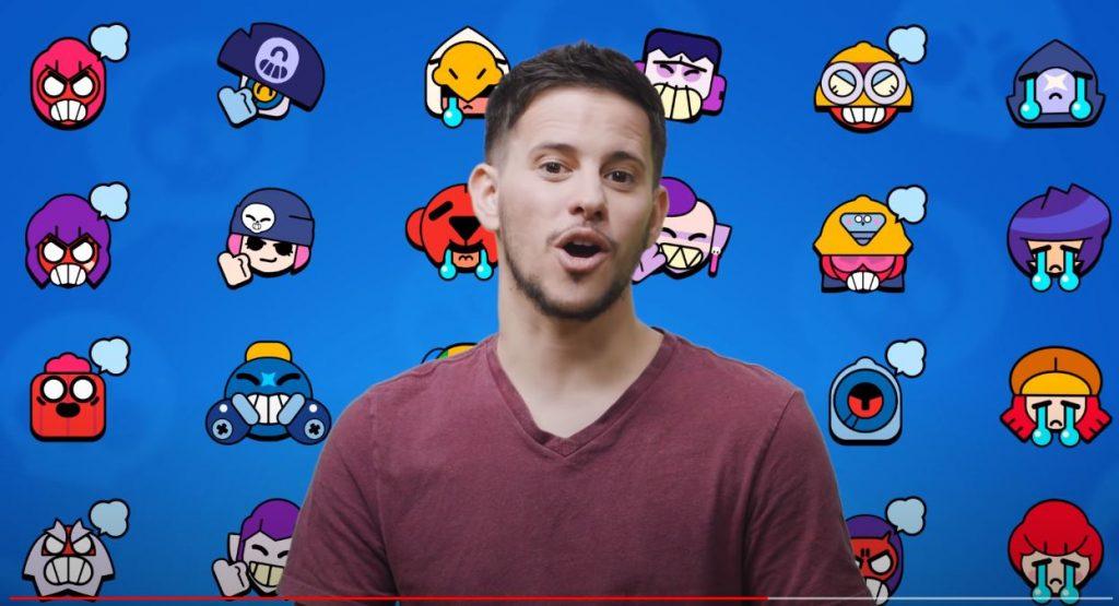 emotes brawl stars emoticonos emojis