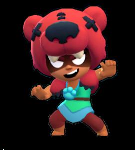 nita brawl stars brawler personaje