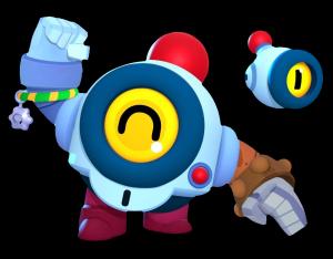 nuevo brawler mayo junio robot brawl stars