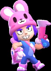 bunny penny coneja skin png aspecto