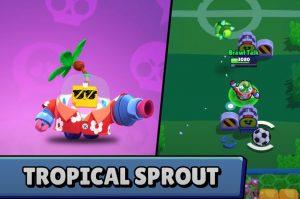tropical sprout skin aspecto brawl stars