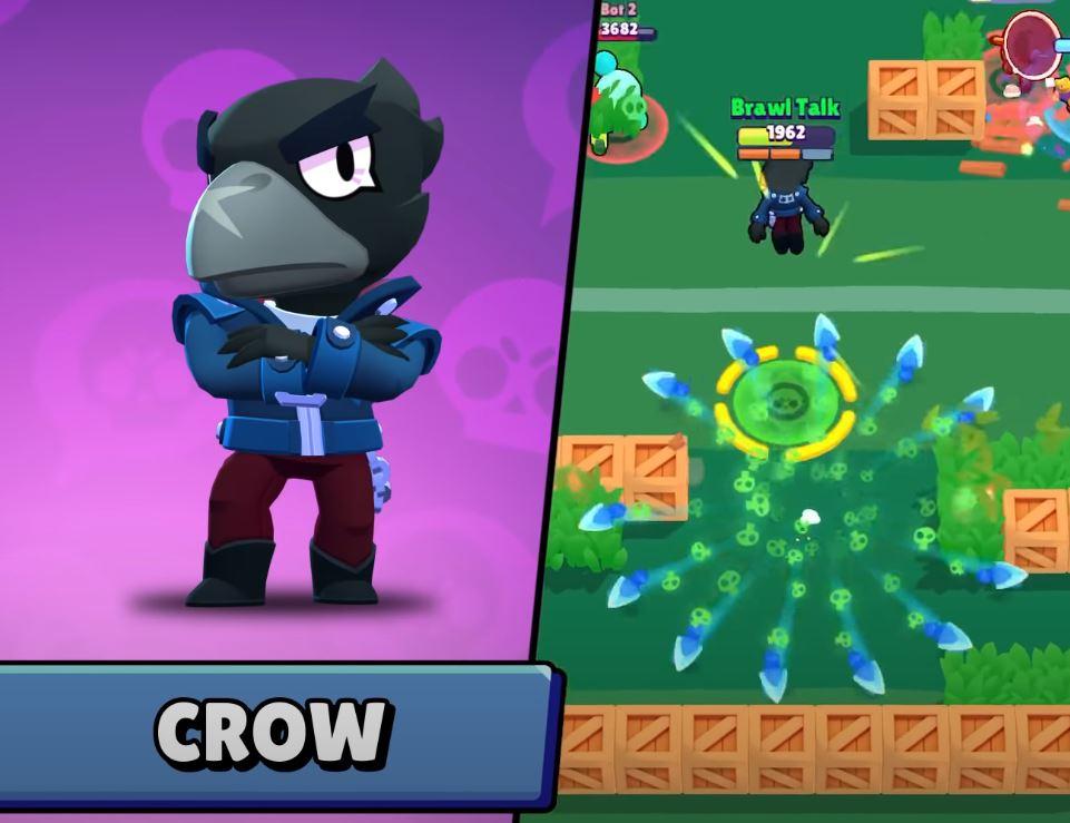 crow remodel nuevo diseño