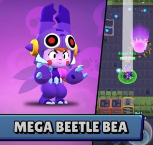 bega beetle bea mega escarabajo new skin