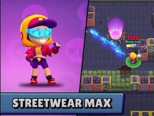 streetwear max callejera skin brawl stars