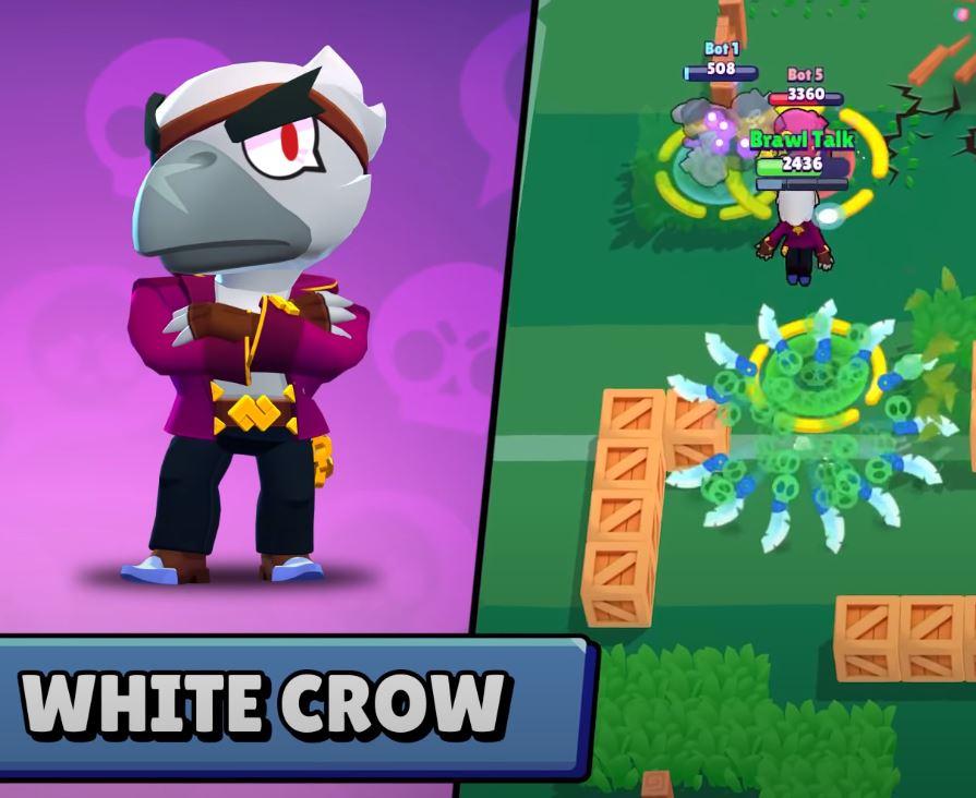 white crow blanco remodel nuevo diseño