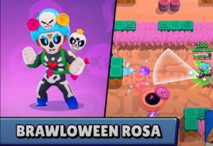 rosa skin halloween brawloween