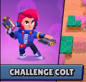 skin challenger colt aspecto
