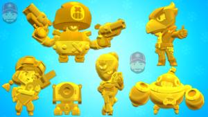 nuevos aspectos dorados